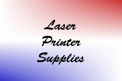 Laser Printer Supplies Image