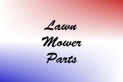 Lawn Mower Parts Image