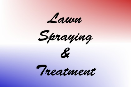 Lawn Spraying & Treatment Image