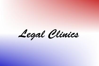 Legal Clinics Image