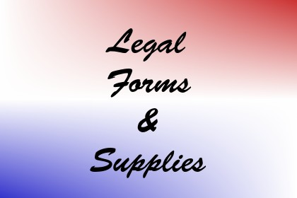 Legal Forms & Supplies Image