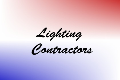 Lighting Contractors Image