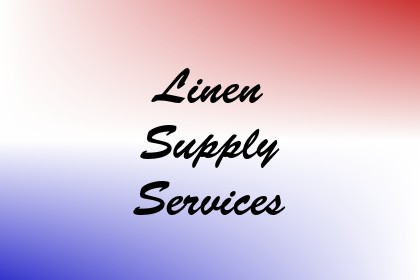 Linen Supply Services Image