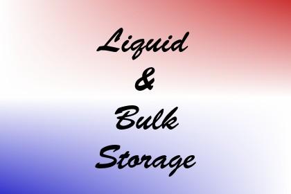 Liquid & Bulk Storage Image