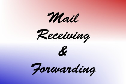 Mail Receiving & Forwarding Image