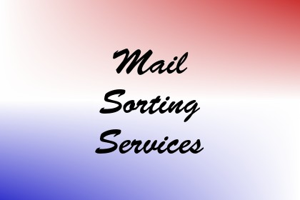 Mail Sorting Services Image