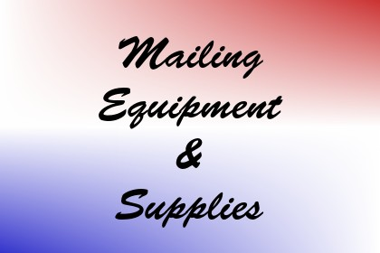 Mailing Equipment & Supplies Image
