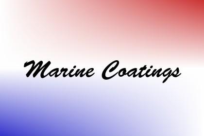 Marine Coatings Image