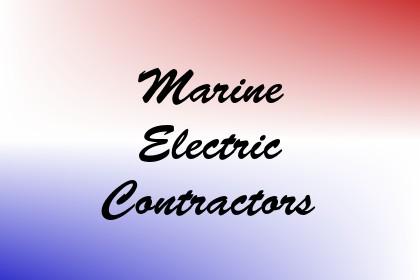Marine Electric Contractors Image