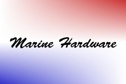 Marine Hardware Image