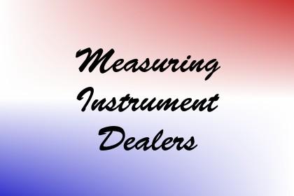Measuring Instrument Dealers Image