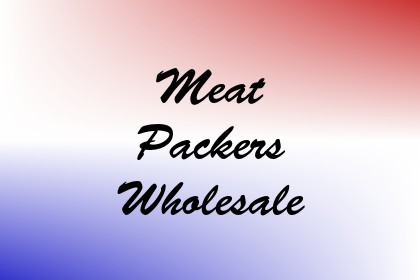 Meat Packers Wholesale Image