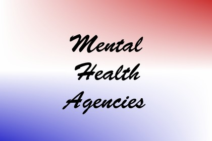 Mental Health Agencies Image