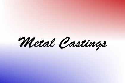 Metal Castings Image