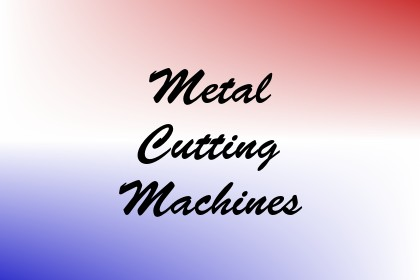 Metal Cutting Machines Image