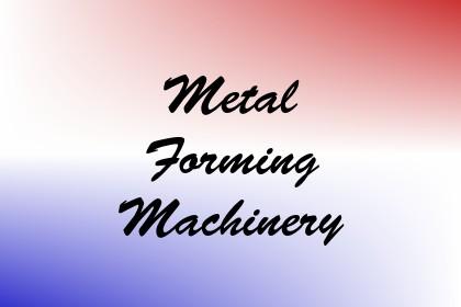 Metal Forming Machinery Image