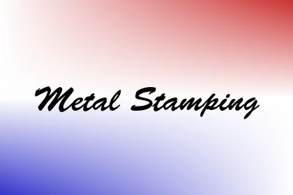 Metal Stamping Image
