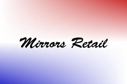 Mirrors Retail Image