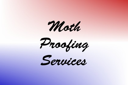 Moth Proofing Services Image