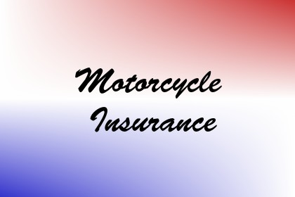 Motorcycle Insurance Image