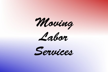 Moving Labor Services Image