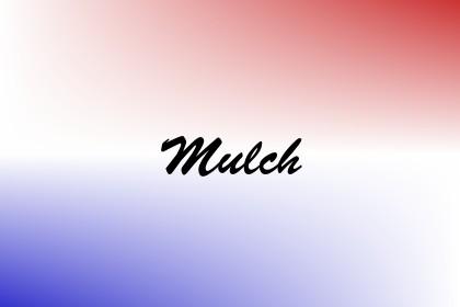 Mulch Image