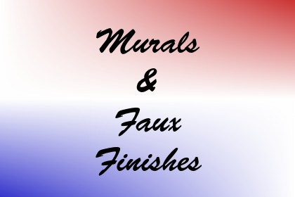 Murals & Faux Finishes Image