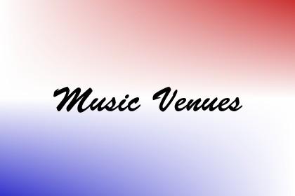 Music Venues Image