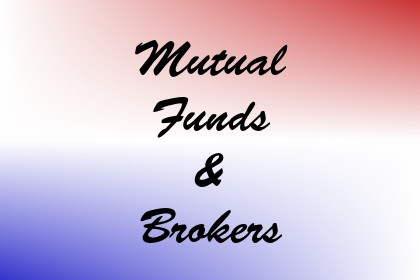 Mutual Funds & Brokers Image