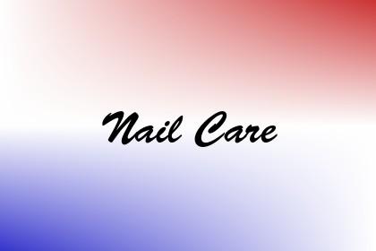 Nail Care Image