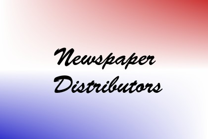 Newspaper Distributors Image
