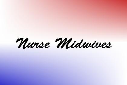 Nurse Midwives Image
