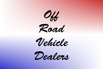 Off Road Vehicle Dealers Image