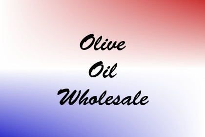 Olive Oil Wholesale Image