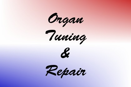 Organ Tuning & Repair Image
