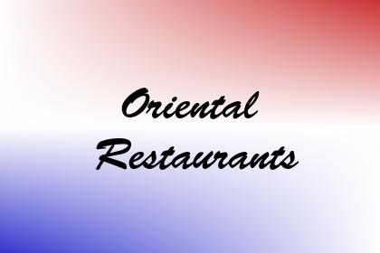 Oriental Restaurants Image