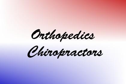 Orthopedics Chiropractors Image