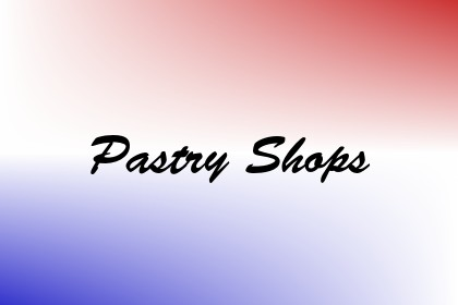 Pastry Shops Image
