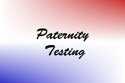 Paternity Testing Image