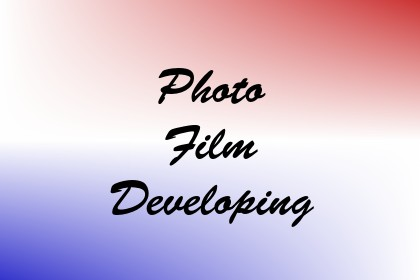 Photo Film Developing Image