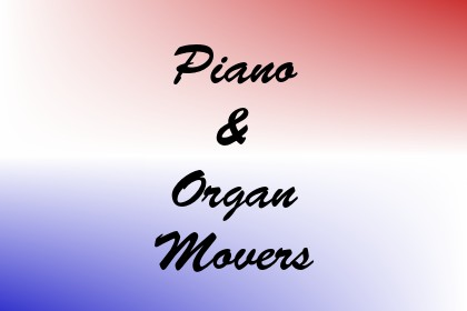 Piano & Organ Movers Image
