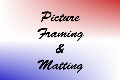Picture Framing & Matting Image
