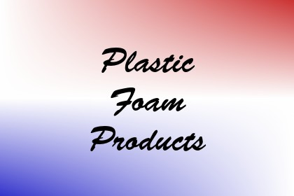 Plastic Foam Products Image