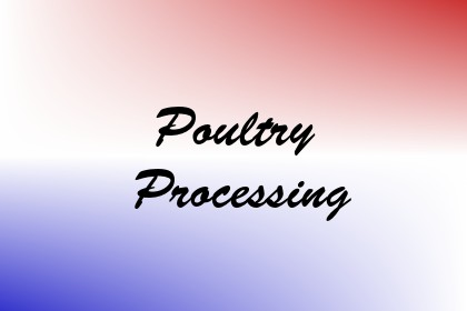Poultry Processing Image