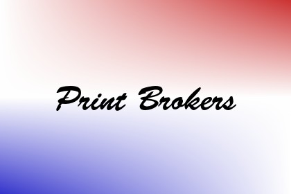Print Brokers Image