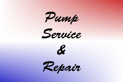 Pump Service & Repair Image