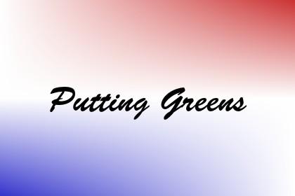 Putting Greens Image
