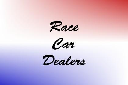Race Car Dealers Image