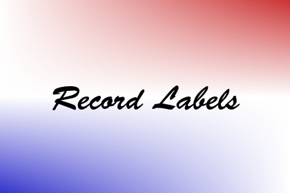 Record Labels Image