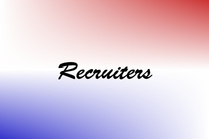 Recruiters Image